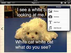 Marlborough Mobile Learning Project: Easy eBooks - Book Creator App | Lesson | Scoop.it