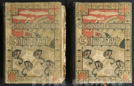 Restauració de llibres antics de l'INSPAI | Llibres i llibreries | Scoop.it