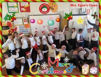 Learning Station. Mrs. Egea's Class : ¡Felices fiestas a una clase #polifacética! | ICT IN BILINGUALISM | Scoop.it