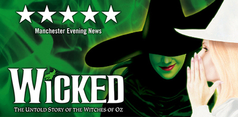 'Wicked' at Birmingham Hippodrome | Birmingham Life | Scoop.it
