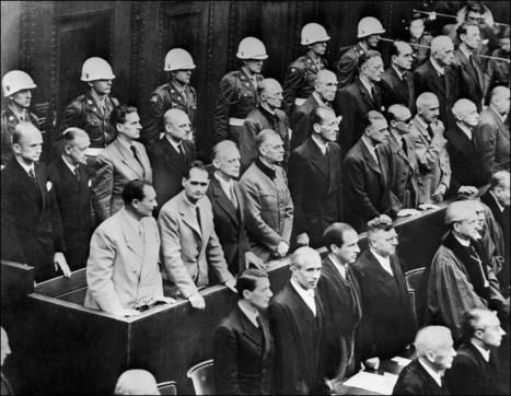 1eroctobre 1946, le verdict du procès de Nuremberg   Pour la classe d'histoire-géographie   Scoop.it