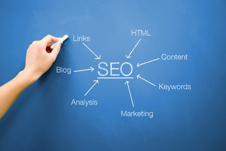 Search Engine Optimization Guide For Beginners (PART 1) | Web Content Enjoyneering | Scoop.it