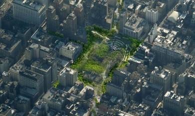 Smart cities : la nature reprend ses droits à New-York | La HighLine de Cannes | Scoop.it