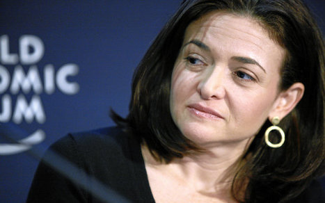 Sheryl Sandberg Offers Women Career Advice in Upcoming Book | Business Updates | Scoop.it
