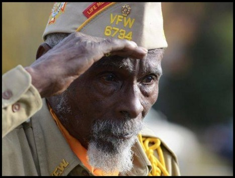 The Last Buffalo Soldier Tomie L. Gaines Has Passed Away at the Age of 93 | Black History Month Resources | Scoop.it
