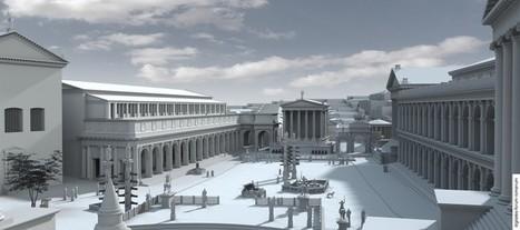 Digitales Forum Romanum | NON OMNIS MORIAR... | Scoop.it