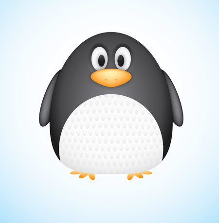 Create a Cute Vector Penguin Character in Illustrator | Adobe Illustrator | Scoop.it