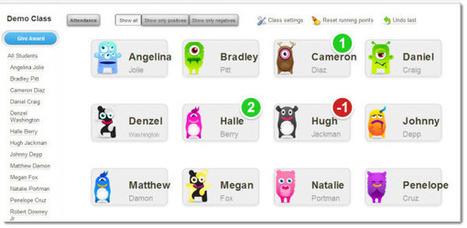 ClassDojo, una manera diferente de registrar el comportamiento de los estudiantes | TRABAJANDO CON LAS TIC EN EL AULA Y... ALGO MÁS | Scoop.it