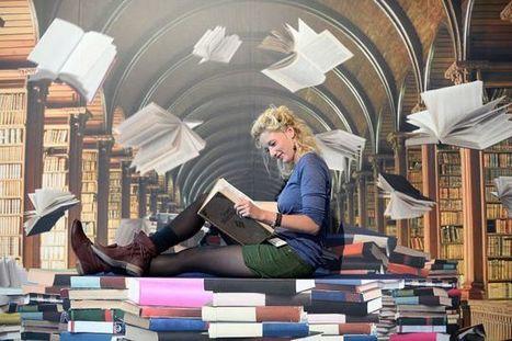 La piratería en línea se extiende a los libros y materiales académicos | Educación a Distancia y TIC | Scoop.it