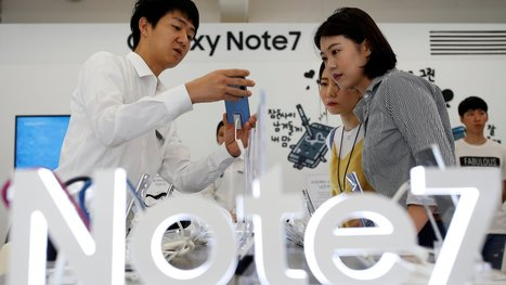 Samsung remains on the back foot over the Galaxy Note 7 | Quality and Business Process Improvement | Scoop.it
