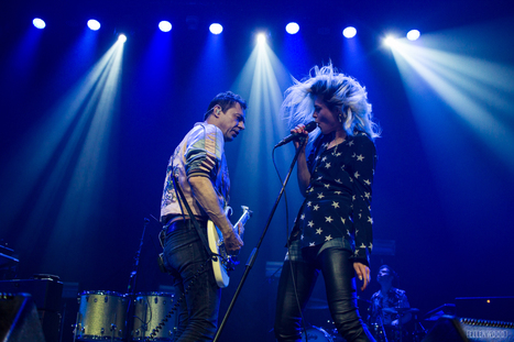 The Kills | The Mayan 4/18 | Live Review & Photos | Music | Scoop.it