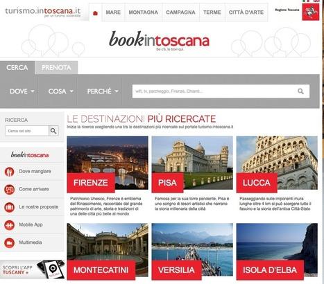 Book in Toscana: Come funziona il sistema di prenotazione della Regione Toscana | Pianeta Booking | Scoop.it