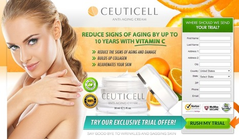 Ceuticell Review - GET FREE TRIAL SUPPLIES LIMITED!!! | Wrinkle Free Skin With | Scoop.it
