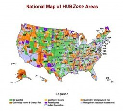 Government Contracting Tips – What is the HUBZone Program ... | Building tribal business with government contracting | Scoop.it