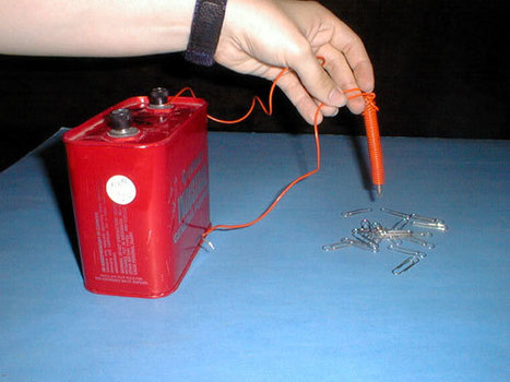 Fossweb.com   Magnetism & Electricity   Electromagnet   recycling   Scoop.it
