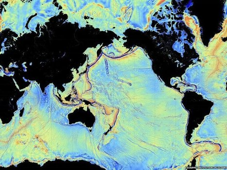 Satellite Observations Revealed Thousands of New Mountains Right Here on Earth | Satellite Communications | Scoop.it