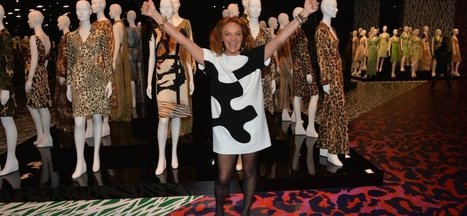 Diane von Furstenberg's One Rule for Great Leadership | Business for small businesses | Scoop.it