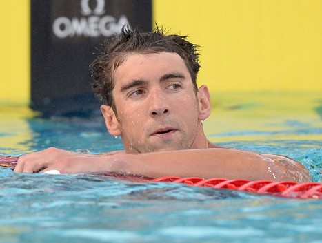 Phelps finishes second in 100-meter butterfly at USA Swimming nationals - Washington Post | Swimmingly Yours | Scoop.it