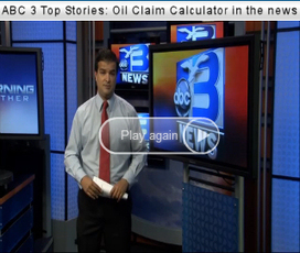 Oil Claim Calculator - Official BP Claim Software by ITSG   online shopping Baby Clothes & kids clothes   Scoop.it