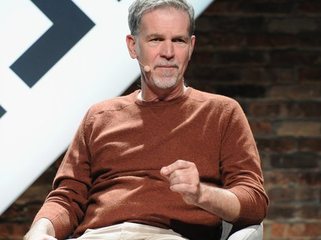 Netflix CEO: Movie theaters are 'strangling the movie business' | screen seriality | Scoop.it