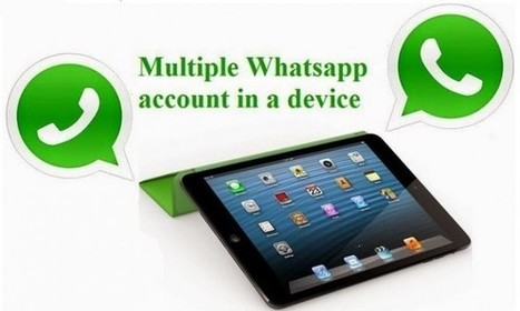 Dual Whatsapp - Use 2 Whatsapp in One Mobile without Root | Techfabia | Scoop.it