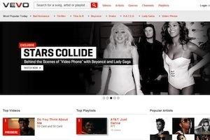 Musique en ligne : la guerre se durcit avec l'arrivée de Vevo | Freewares | Scoop.it