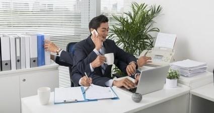 Passer régulièrement d'une tâche à une autre, c'est jusqu'à 40 % de productivité en moins – Entreprendre.fr | SoShake | Scoop.it