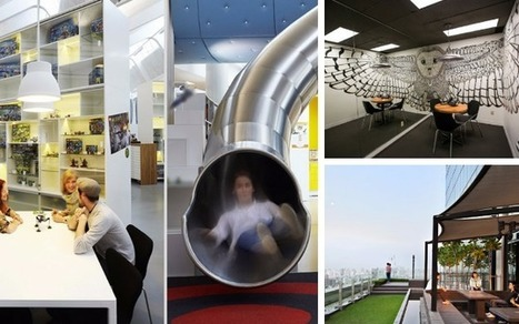 The 15 coolest offices in the world | marketing leadership and planning | Scoop.it