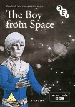 Nothing But The Night!: THE BOY FROM SPACE (1980) - Black Gloves | Hauntology | Scoop.it
