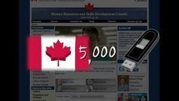 Gov. agency loses personal data of 5000 Canadians | 4yourProtection - IT Security | Scoop.it