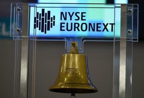 Euronext introduit en Bourse en mai ou juin - L'Echo | Bourse et PME | Scoop.it
