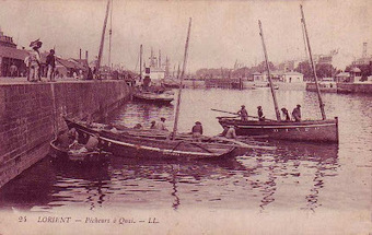 GeneBretagne: Mort sur le quai (Lorient, 6 septembre 1859) | GenealoNet | Scoop.it