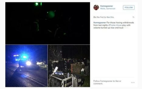The town kept awake all night by illegal rave as police refuse to act over 'health and safety' | Workplace Health and Safety | Scoop.it