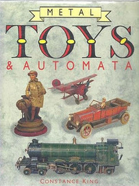Diecast Toy Car: METAL TOYS AND AUTOMATA | Heron | Scoop.it