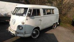 VW Split Screen Camper 1966 'Riviera' Good to go!!! | Campervans News | Scoop.it