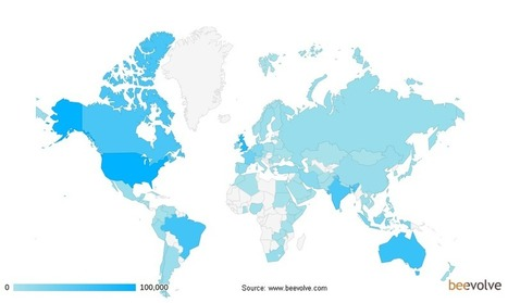 An Exhaustive Study of Twitter Users Across the World | Digital Sunrise Europe | Scoop.it