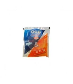 OCB Combibag Orange Cartine + Filtri Slim - NonSoloTabacco.com | novità fumatori | Scoop.it