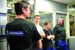 Smart Bibendum : Michelin fait sa transformation numérique | KM | Scoop.it