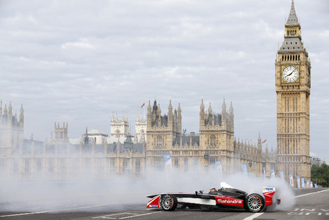 Recharge Wrap-up: Formula E comes to London, hydrogen fueling comes to Denmark | Digital Sustainability | Scoop.it