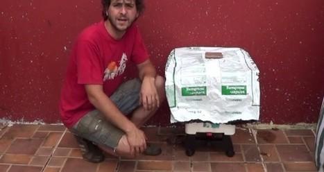 Haz tu propio humus de lombriz - VeoVerde | Ecología y Sostenibilidad | Scoop.it