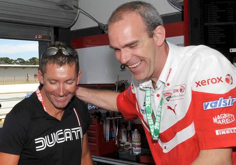 Ducati gives Troy a bike | Ducati news | Scoop.it