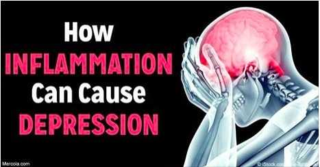 Depression's Link to Inflammation Gains Strength | mBraining | Scoop.it