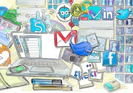 Programa de Educación para Padres en el Uso de Redes Sociales | Educar para proteger. Padres e hijos enREDados con las TIC | Scoop.it