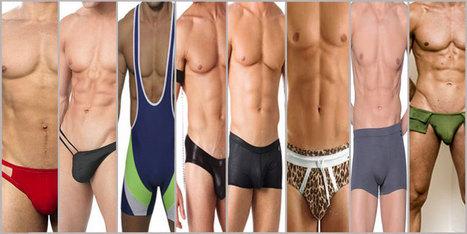 The Underwear Expert Monthly Unique Underwear Roundup | Gay | Scoop.it
