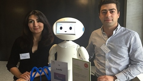 An introdcution to Social Robots: Programmable by Everyone | Technology in Business Today | Scoop.it