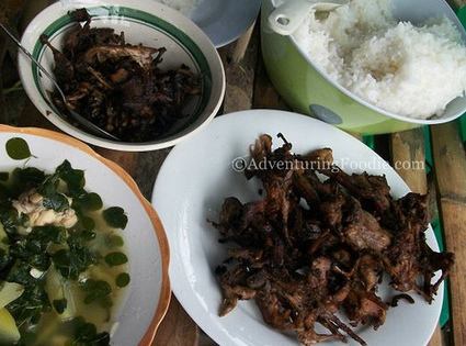 Philippines Exotic Food—The Rats of Pampanga - Adventuring Foodie | Philippine Travel | Scoop.it