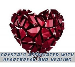 Crystals Associated with Heartbreak and Healing | Natural Health & Healing | Scoop.it