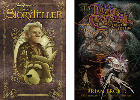 Jim Henson's (Non-Muppets) Legacy Lives On in 2 New Comics | Transmedia: Storytelling for the Digital Age | Scoop.it