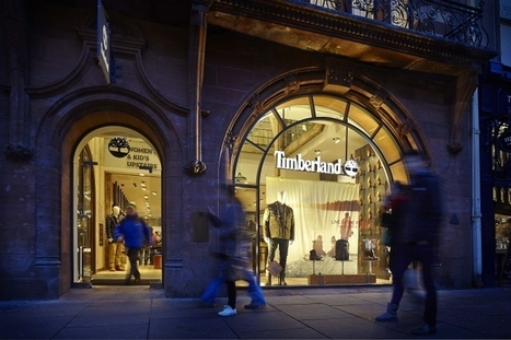 Timberland flagship store by Green Room, Glasgow – UK »  Retail Design Blog | Point de vente et retail | Scoop.it