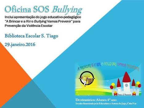 Oficina SOS Bullying   Viagem das letras   Scoop.it